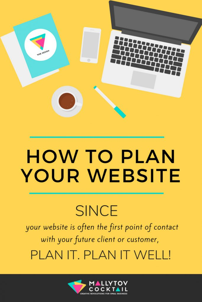 How to plan small business website