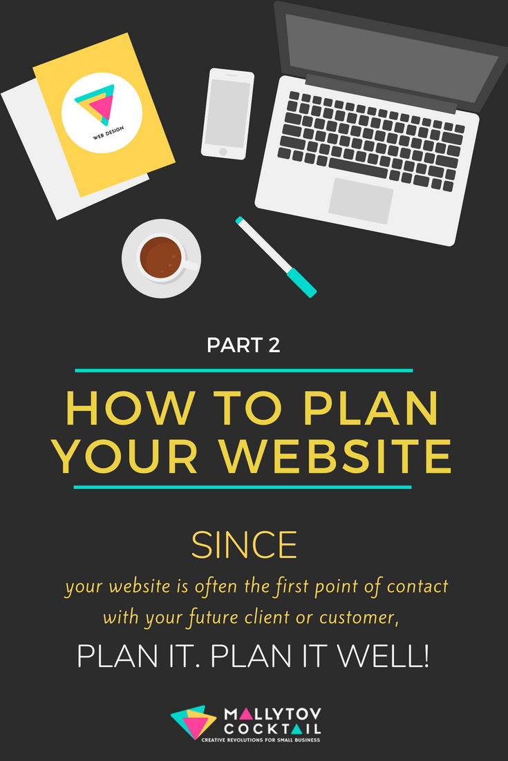 How to Plan a Website for Small Business